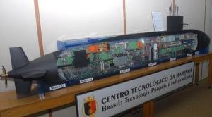 miniatura submarino
