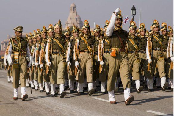 Resultado de imagem para forças armadas da india